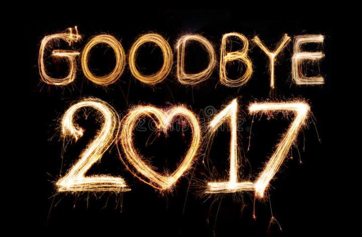 Adiós al 2017