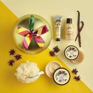 the body shop vainilla 2