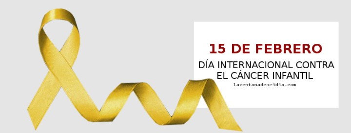 15/02: Día contra el CáncerInfantil