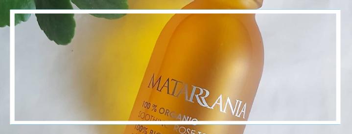MATARRANIA, cosmética Bio y deproximidad.